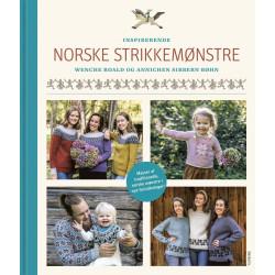 Inspirerende norske strikkemønstre af Wenche Roald og Annichen Sibbern Bøhn