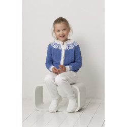 """Lydia"" Jakke - Viking Design 2015-3B Kit - 2-12 År - Viking Bambino"