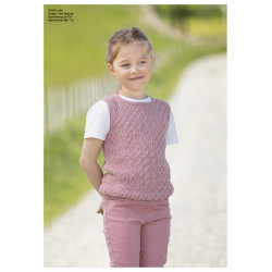 """Jåt"" Sommertop - Viking Design 2018-5 Kit - 2-12 År - Viking Bjørk"