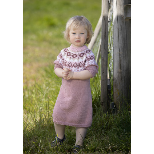 """Nova"" Tunika - Viking Design 2017-7 Kit - 2-12 År - Viking Bambino"