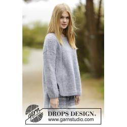 Sigrid by DROPS Design S-XXXL DROPS AIR