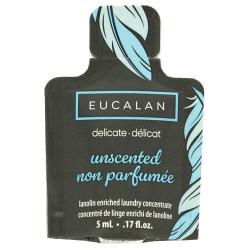 Uldvask Eucalan med lanolin, neutral, prøvepakke. 5ml