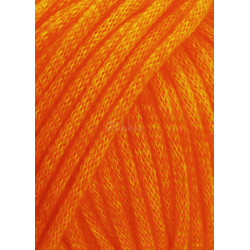 Lang Yarns Neon. Farve 59, orange