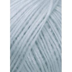 Lang Yarns Grace. Farve 23, sølv