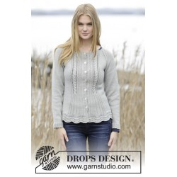 Image of   Northern wind by drops design s-xxxl drops cotton merino garn