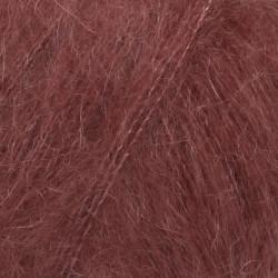Drops kid-silk UNI farve 36 bordeaux