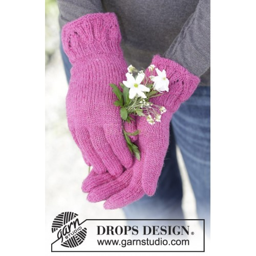 Alpine Rose by DROPS Design S-L DROPS FABEL