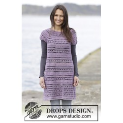 Toulouse by DROPS Design S-XXXL DROPS COTTON MERINO