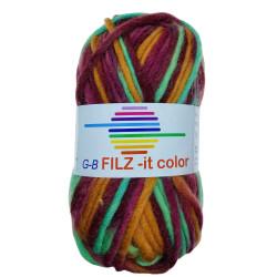 Filz-it cirkus, farve 125