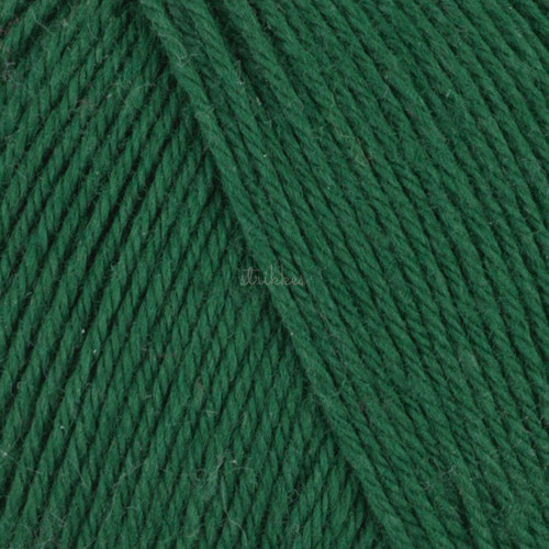 Viking Heklegarn 12/4. Farve 835 Grøn