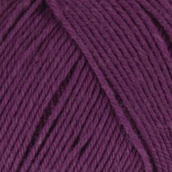 Viking Heklegarn 12/4. Farve 869 Lilla