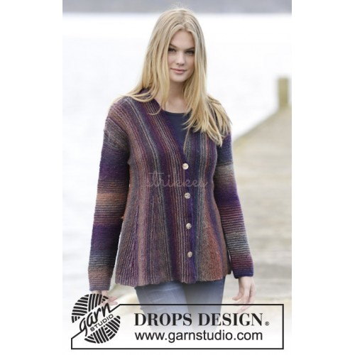 Magic Autumn by DROPS Design S-XXXL DROPS DELIGHT