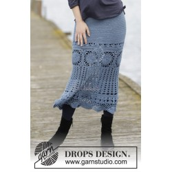 Autumn Swing by DROPS Design S-XXXL DROPS FABEL
