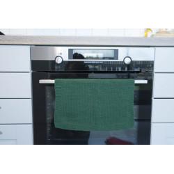 Håndklæde i dobbeltgarn 30cm x 45cm - Viking Design 1715-24B Kit - Viking Heklegarn