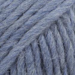 DROPS Eskimo MIX farve 21 blåviolet