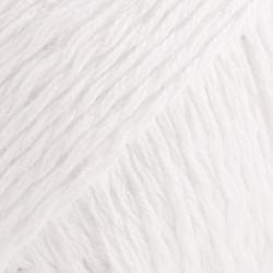 Drops Belle UNI 01 hvid