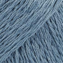 Drops Belle UNI 13 mørk jeansblå