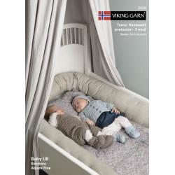 Viking katalog 2028 - Baby prematur-3 mdr., Viking Baby Ull