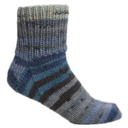 Viking Raggen. Farve 728, Multi blå/grå