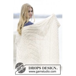 Winter Story by DROPS Design One-size DROPS CLOUD