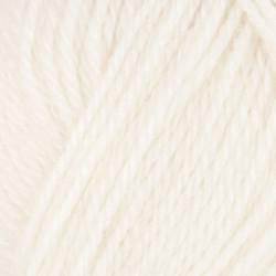 Viking Alpaca Fine. Farve 600, Hvid
