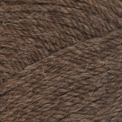 Viking Alpaca Fine. Farve 608, Brun