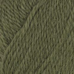 Viking Alpaca Fine. Farve 636, Mørk grøn
