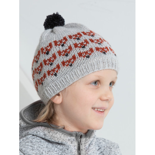 """Mikkel"" Hue - Viking Design 2104-13 Kit - 2-12 År + S-L - Viking Sportsragg"