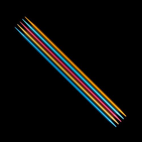 AddiColibri strømpepindesæt 8mm, 15cm