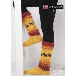 Viking katalog 2104 - Sokker og huer, Viking Sportsragg