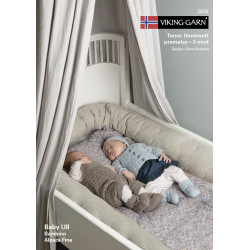 GRATIS Viking katalog 2028 - Baby prematur-3 mdr., Viking Baby Ull UDEN OPSKRIFTER
