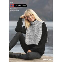 GRATIS Viking katalog 2033 - Dame og børn, Viking Alpaca Bris, UDEN OPSKRIFTER