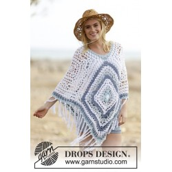 Bohemian Blues by DROPS Design One-size DROPS PARIS