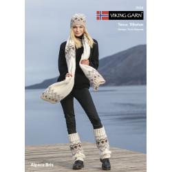 GRATIS Viking katalog 2034 - Dame og børn, Viking Alpaca Bris UDEN OPSKRIFTER