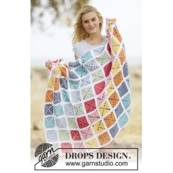 Too much fun by drops design one-size drops paris garn drops 162 kit