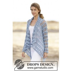 Spring Bliss by DROPS Design S-XXXL DROPS PARIS