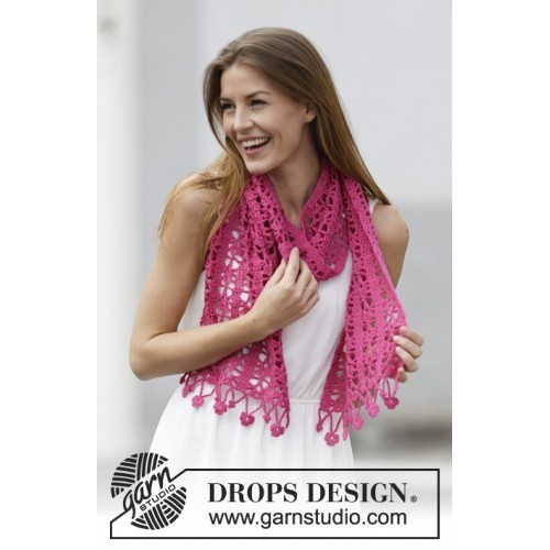 Brigthen Up by DROPS Design One-size DROPS COTTON MERINO