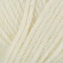 Viking Superwash. Farve 100, Bleget hvid