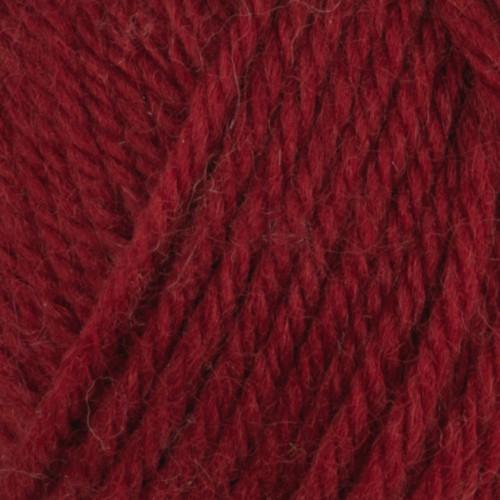 Viking Superwash. Farve 161, Mørk burgunder