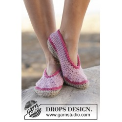 Rose Petals by DROPS Design 35-43 DROPS NEPAL