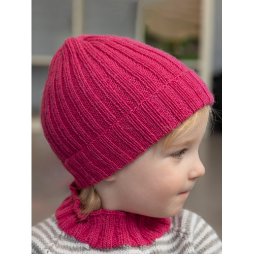"""Ruffen"" Hue - Viking Design 2110-4 Kit - 2-12 År - Viking Frøya"