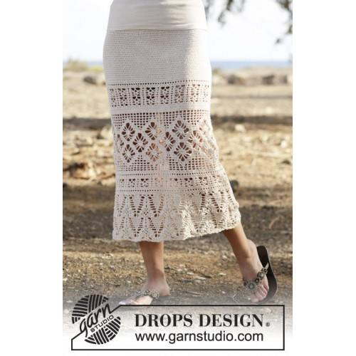 Summer Escape by DROPS Design S-XXXL DROPS SAFRAN