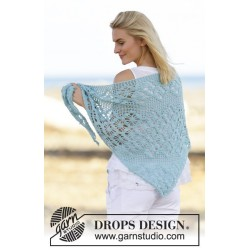 Water Pearl by DROPS Design One-size DROPS ALPACA
