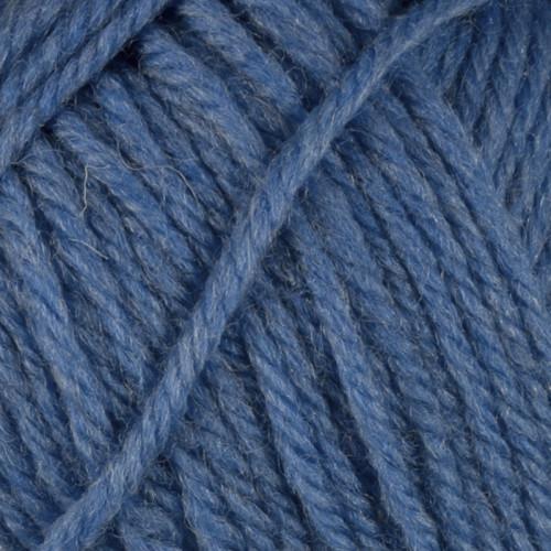 Viking Superwash. Farve 123, Mellemblå