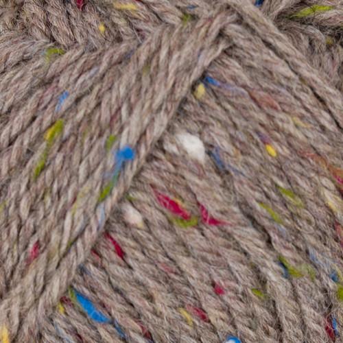 Viking Eco Highland Wool. Farve 274 Grå tweed