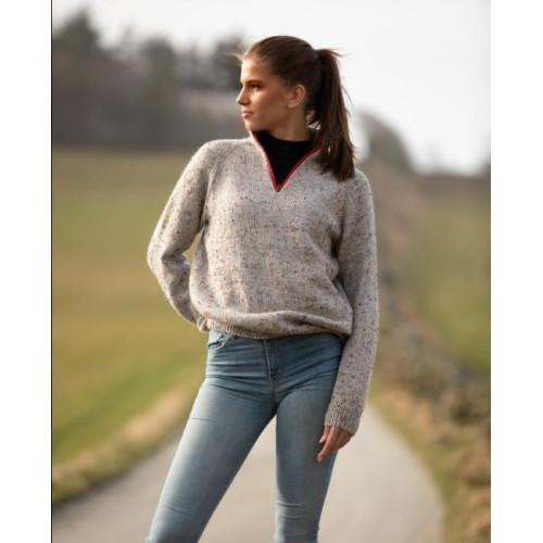 """Grant"" Genser - Viking Design 2117-5 Kit - XS-XXXL - Viking Eco Highland Wool"