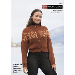 Viking katalog 2114 - Damer, Viking Alpaca Storm