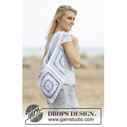 Boho Blue by DROPS Design One-size DROPS PARIS