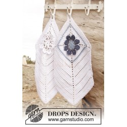 Granny's Favorites by DROPS Design One-size DROPS COTTON LIGHT