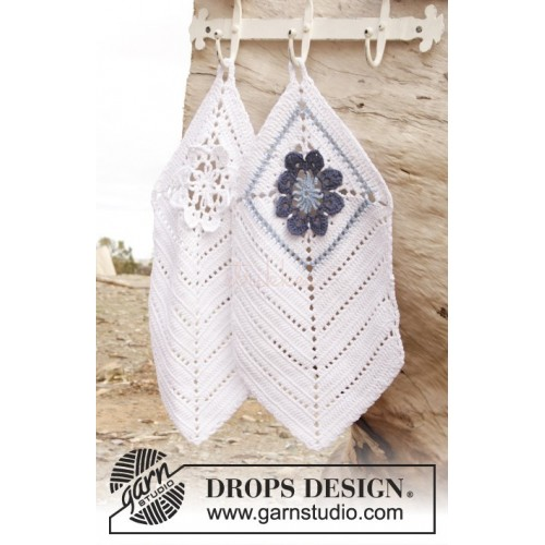 Granny's Favorites by DROPS Design One-size DROPS COTTON LIGHT